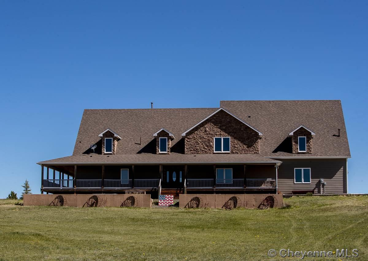 Single Family Home for Sale at 1886 Giffin Gulch Cheyenne, Wyoming United States