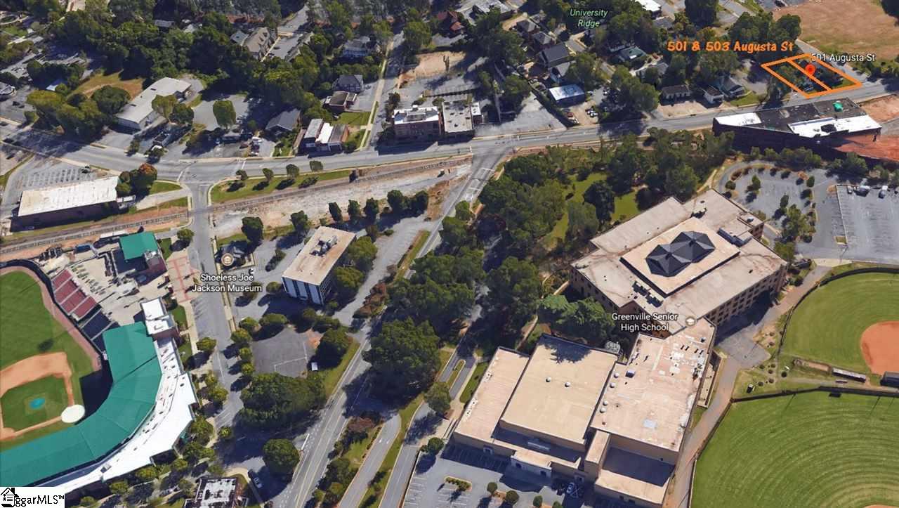 501 & 503 Augusta, Greenville, SC 29609