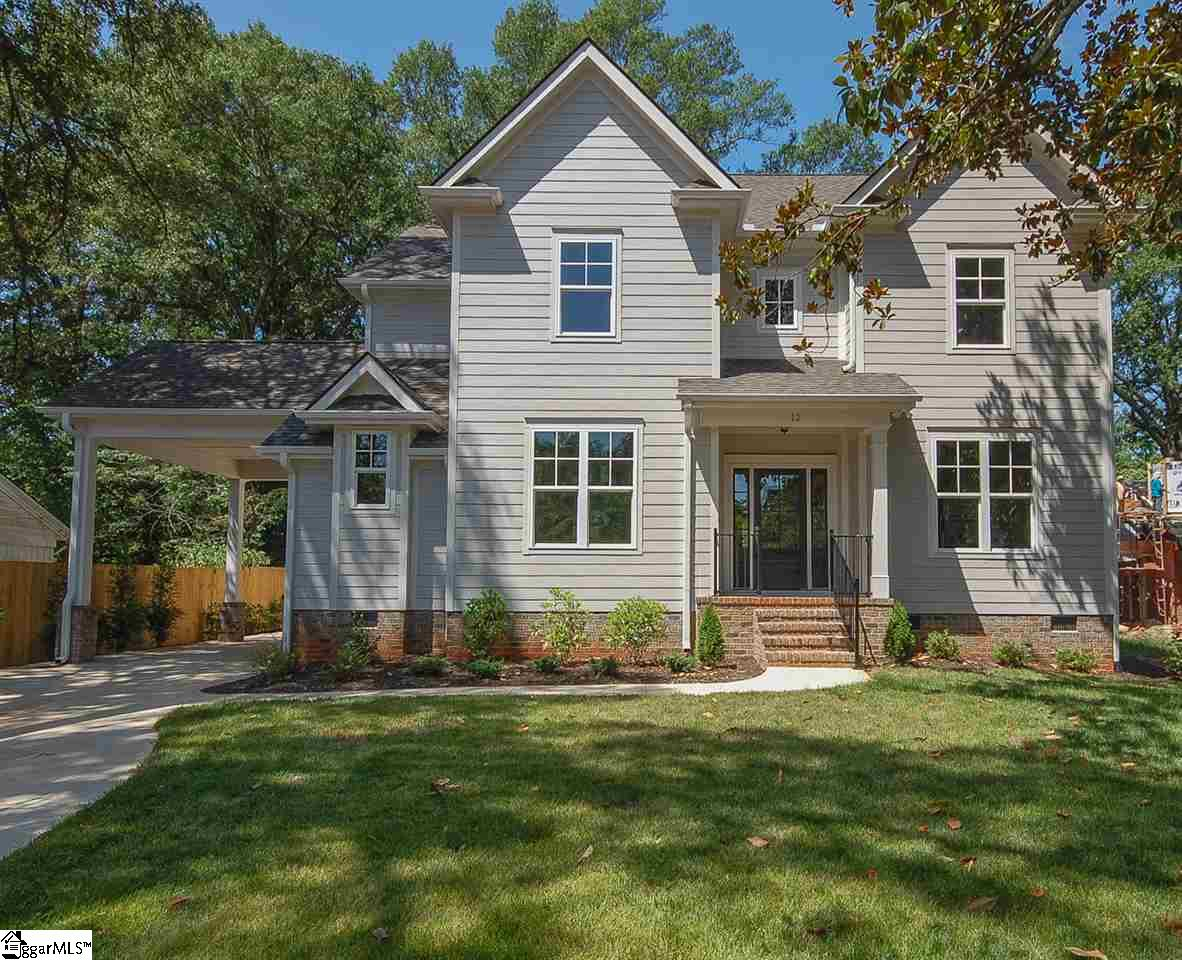 12 Highland Drive, Greenville, SC 29605