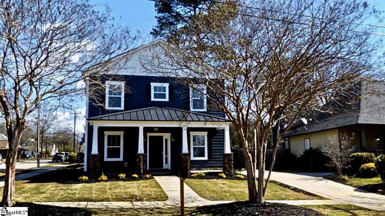 812 Hampton Avenue, Greenville, SC 29601