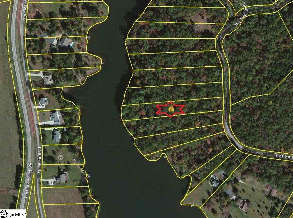 531 The Bear Boulevard, Tamassee, SC 29686