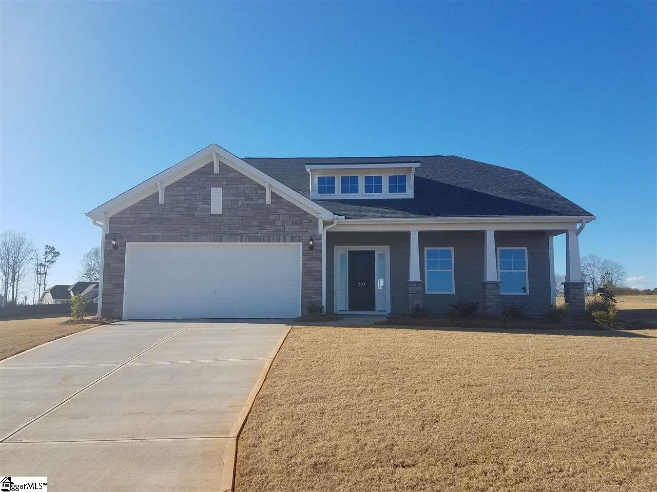 203 Harvest Moon Way,Easley,South Carolina 29642,3 Bedrooms Bedrooms,2 BathroomsBathrooms,Single Family (Detached),Harvest Moon,1326090