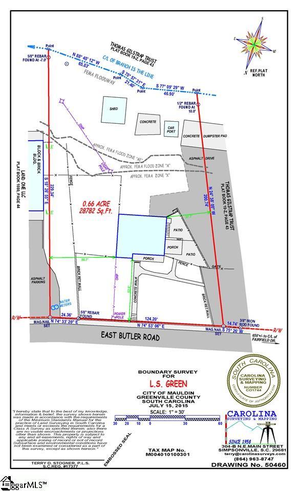 104 E Butler Road, Mauldin, SC 29662