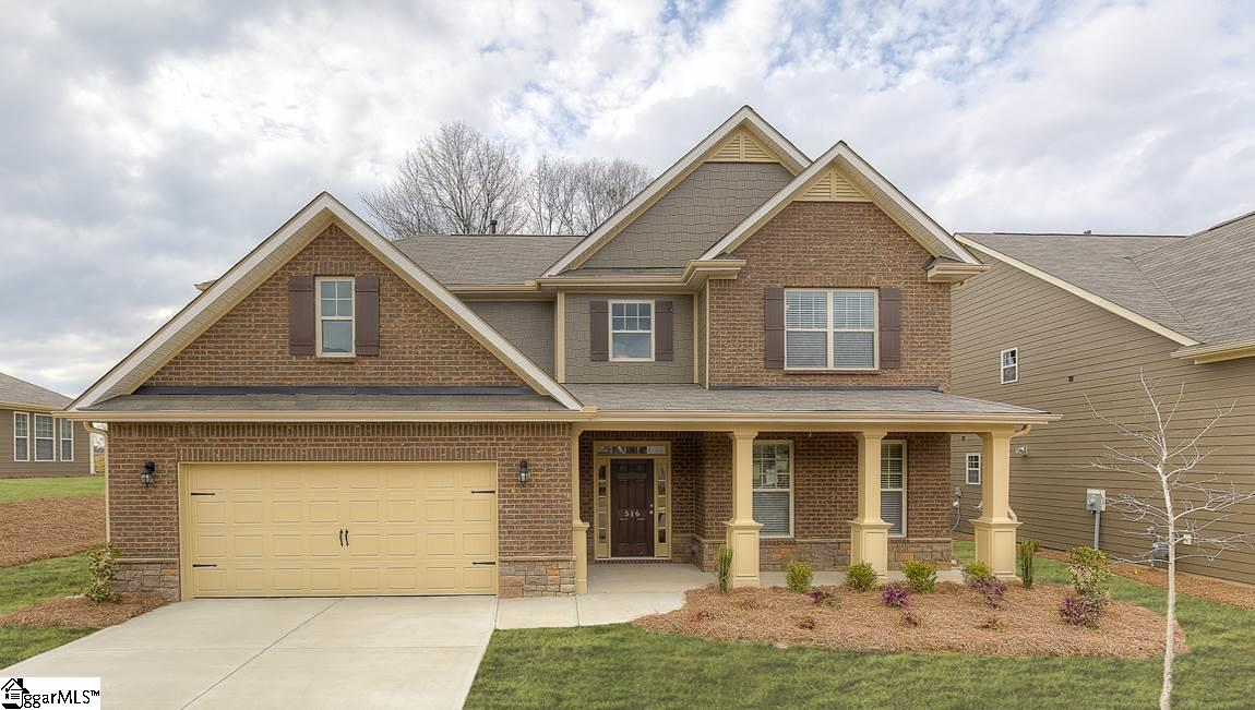 516 Bellgreen Avenue, Simpsonville, SC 29680