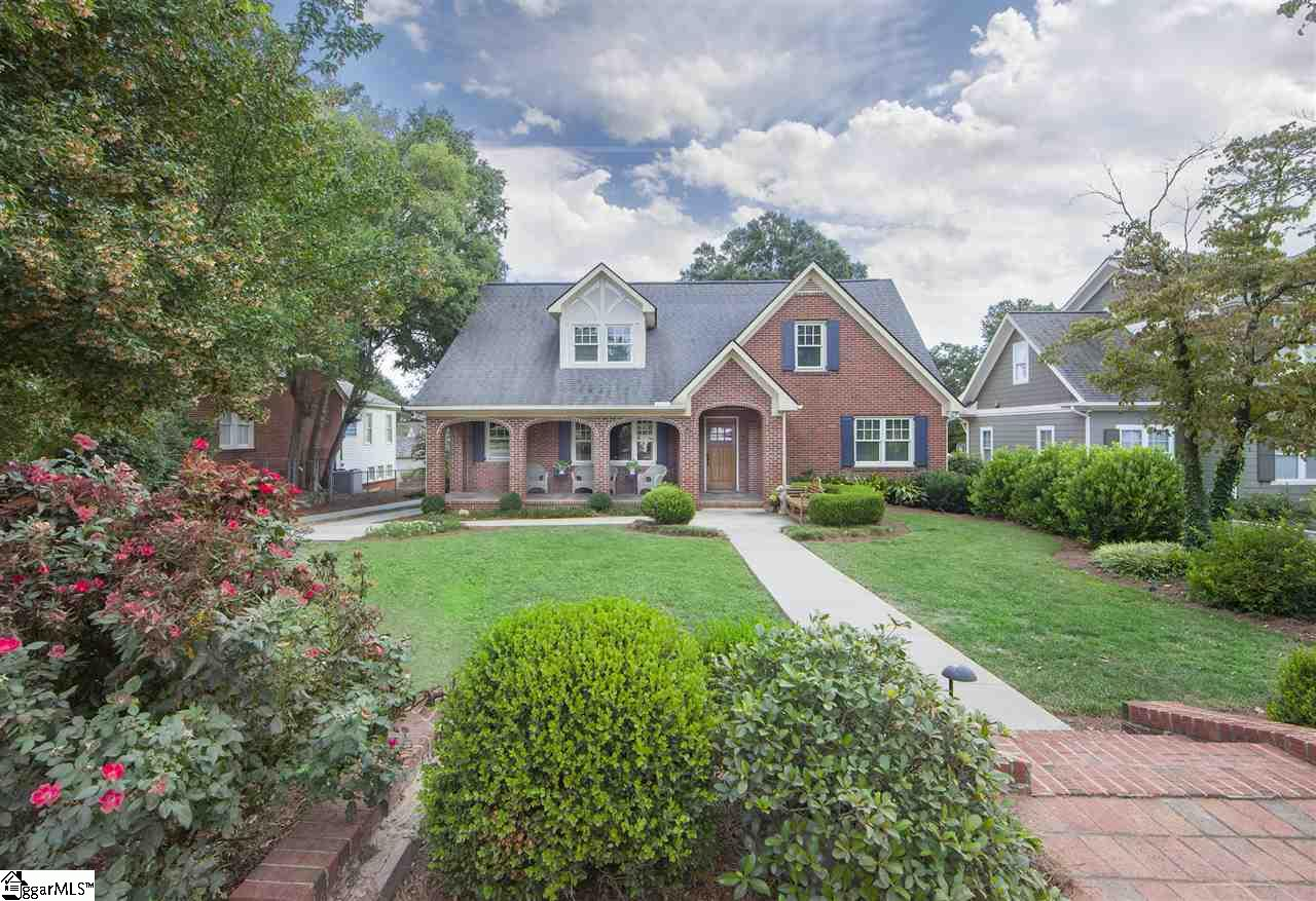 42 Mount Vista Avenue, Greenville, SC 29605