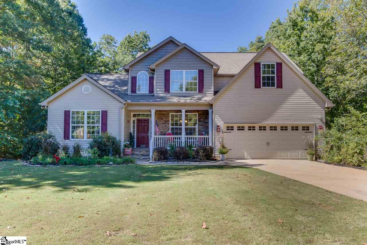 119 Lake Robinson Pointe, Greer, SC 29651