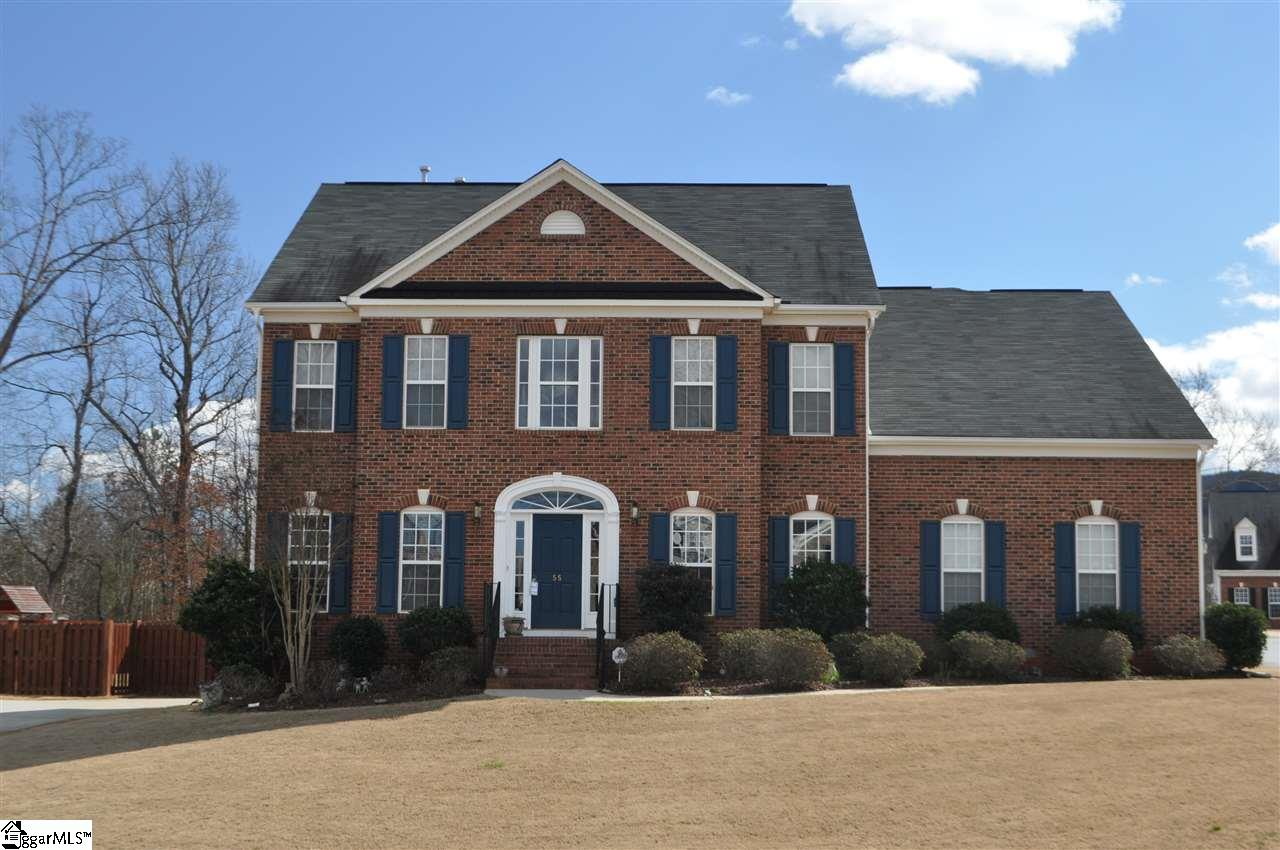 55 Meadow Rose Drive, Travelers Rest, SC 29690