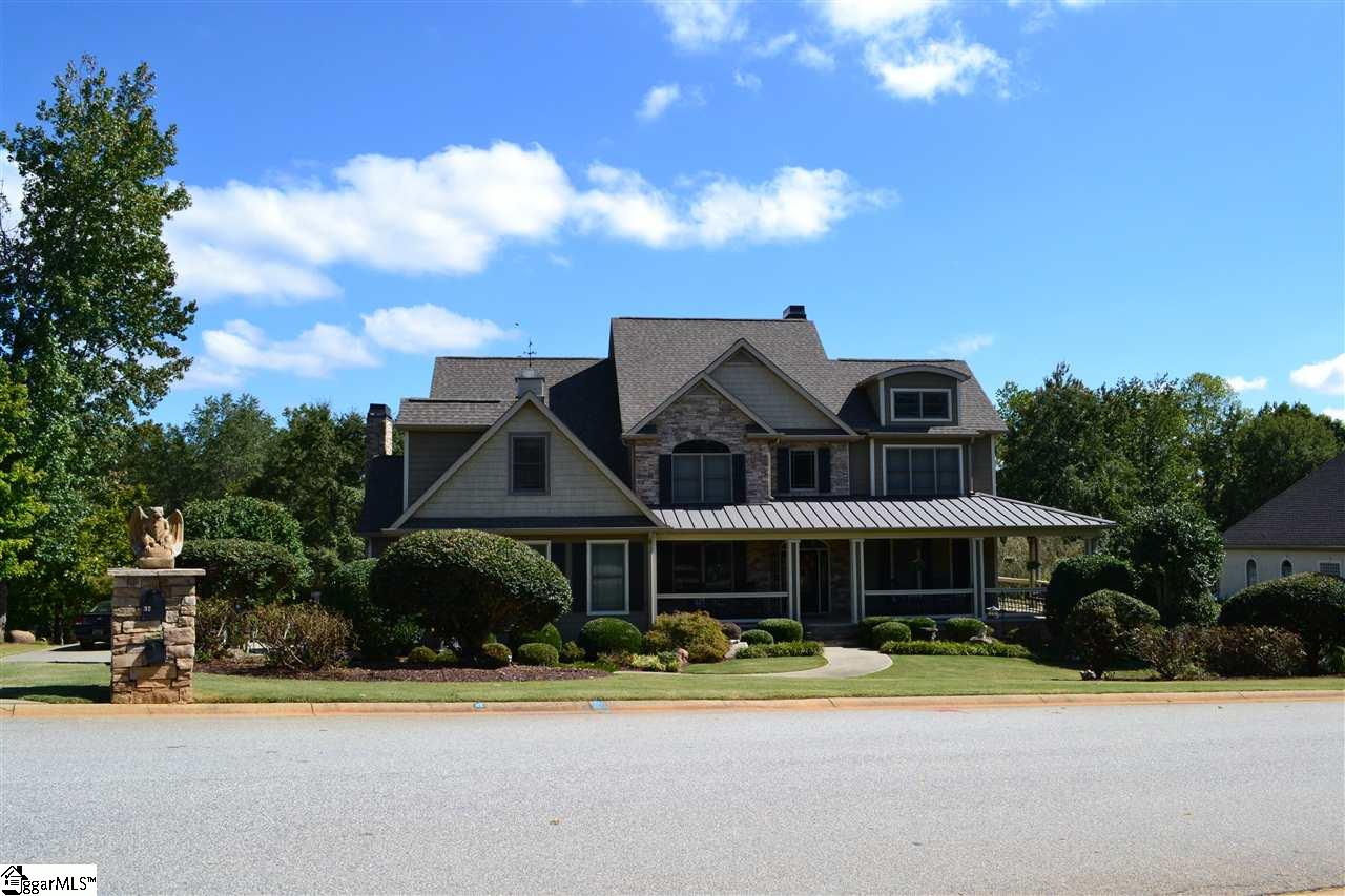 Greenville sc lake real estate view homes on the lake in for Custom home builders anderson sc