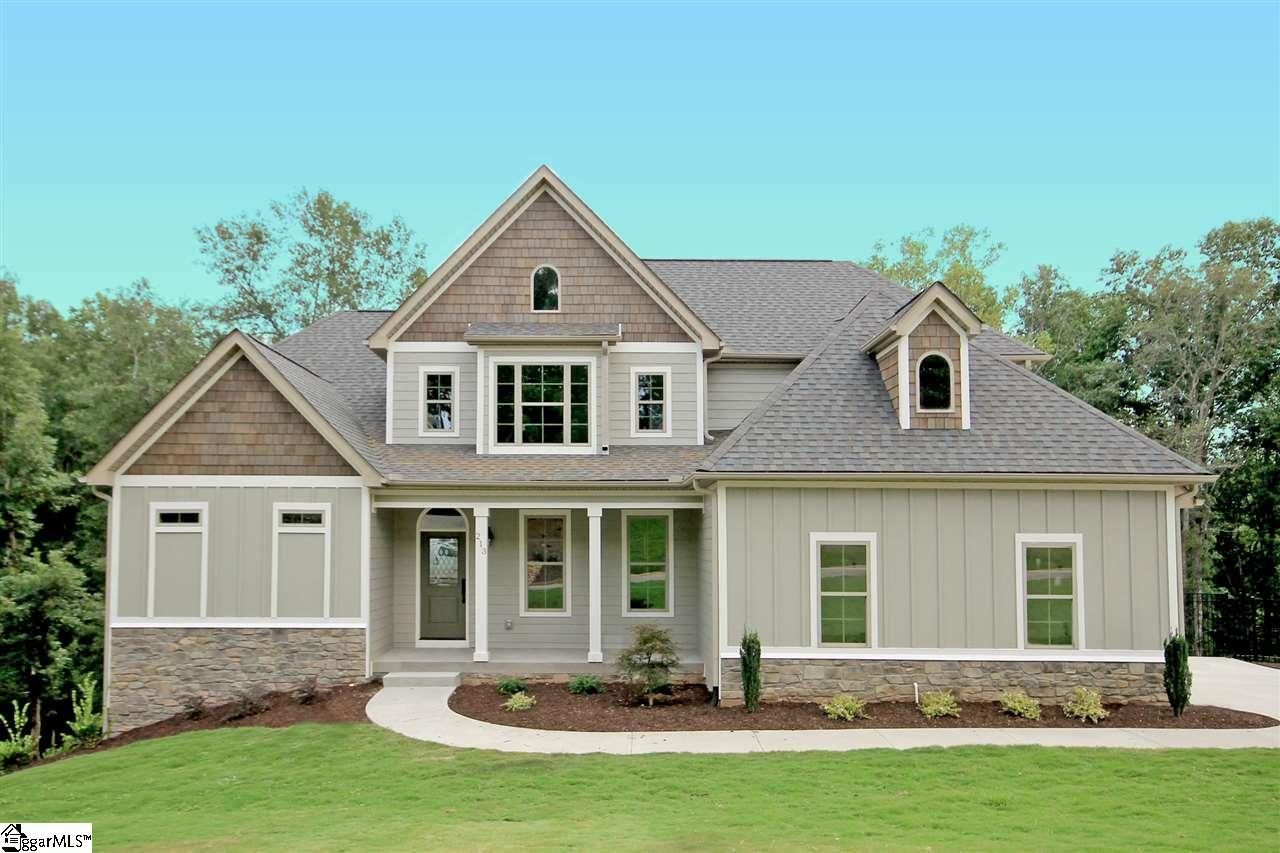 213 pleasantwater court taylors sc 29687 us greenville for Home builders spartanburg sc