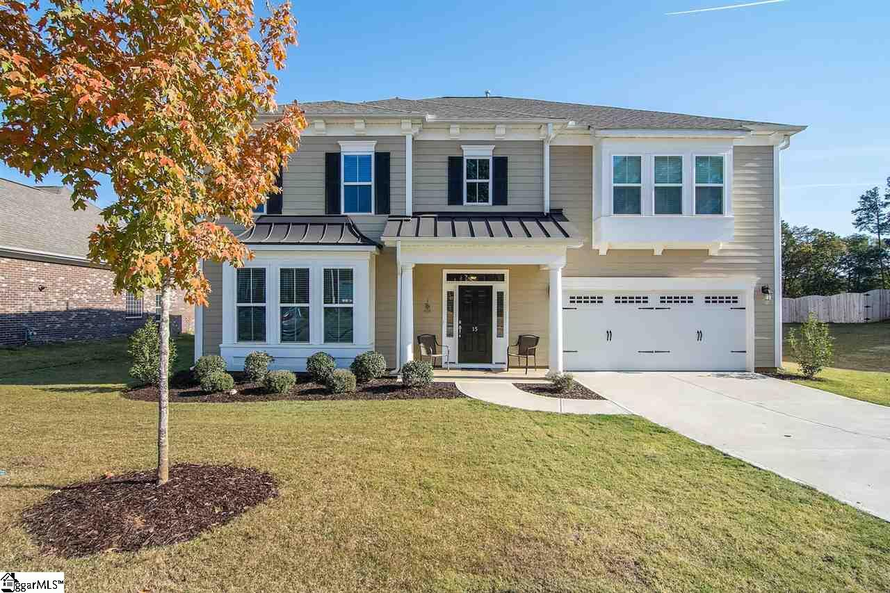 15 Belgian Blue Way, Fountain Inn, SC 29644