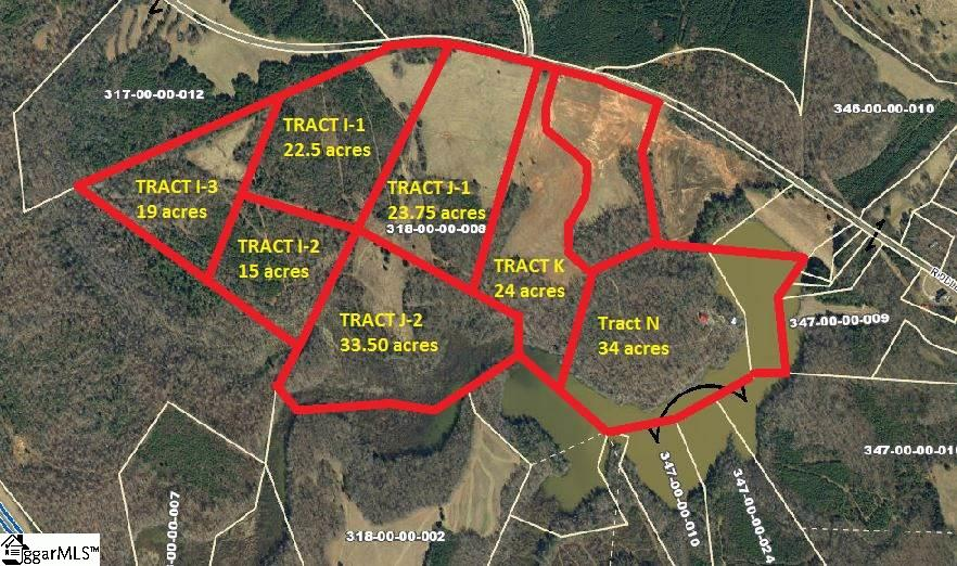 00 Riddle Town Road, Gray Court, SC 29645