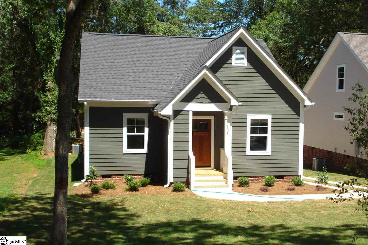 103 W Circle Avenue, Greenville, SC 29607