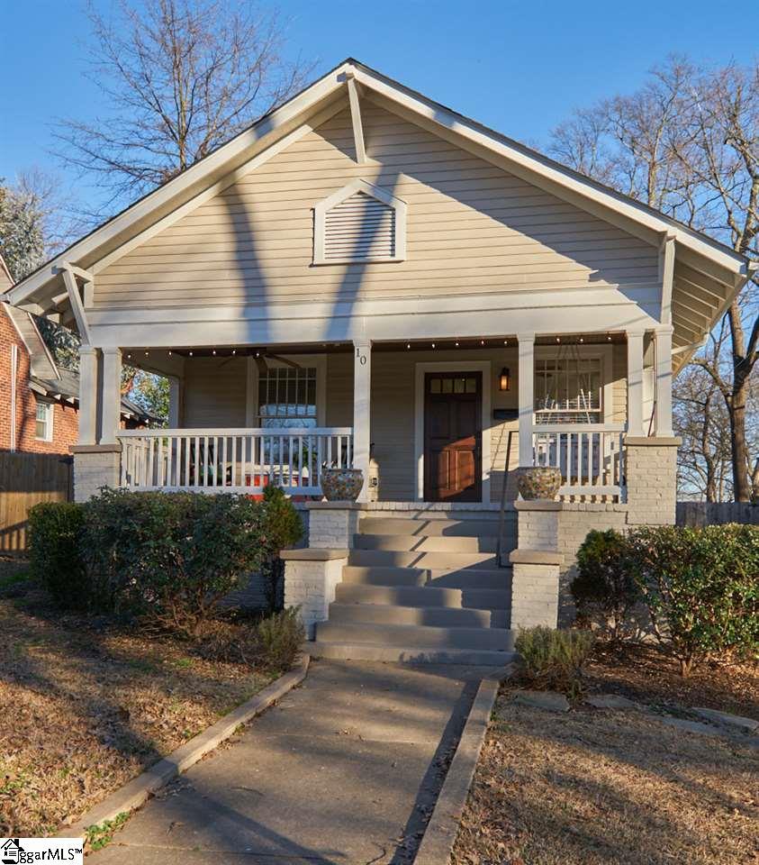 10 Wilton Street, Greenville, SC 29601