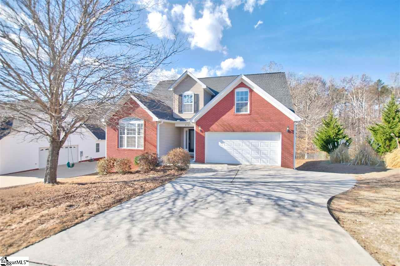 416 Winding Brook Court, Greenville, SC 29617