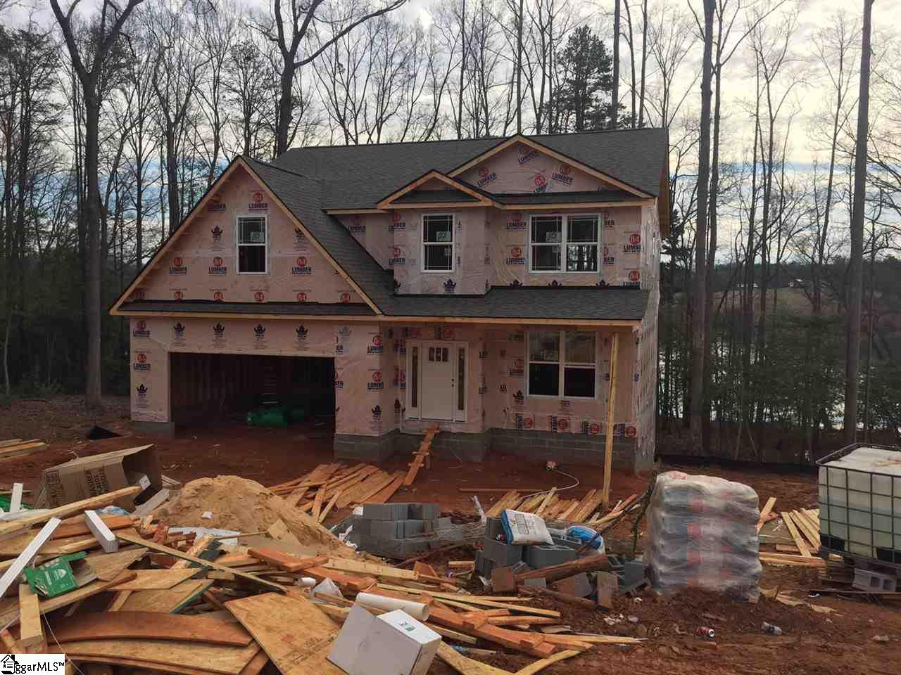 1845 Lake Cunningham Road, Greer, SC 29651