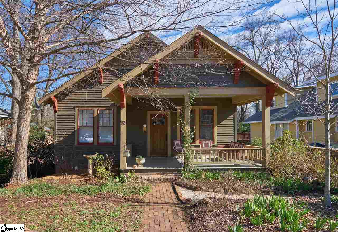 32 Rowley Street, Greenville, SC 29601