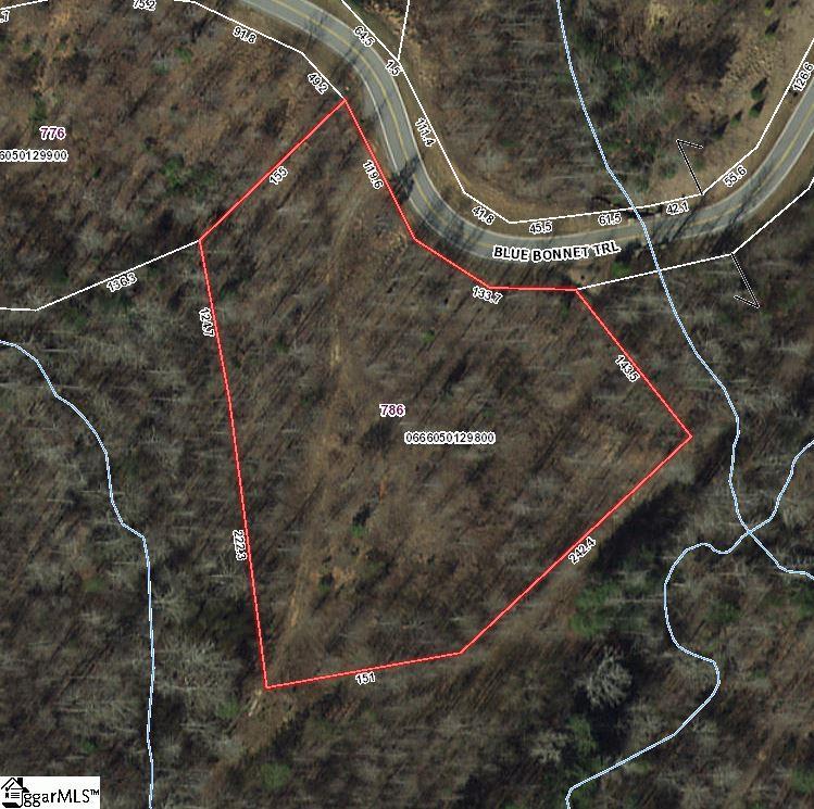 786 Blue Bonnet Trail, Marietta, SC 29661