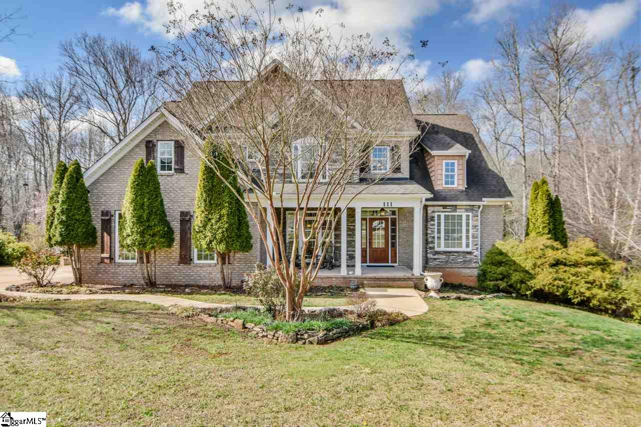 111 Hunt Cliff Court, Easley, SC 29642