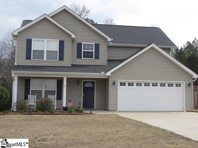 300 Barberry Lane, Greer, SC 29651