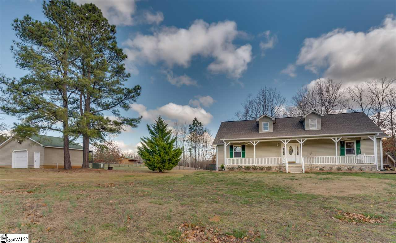 1590 W V Thompson Road, Rutherfordton, NC 28139