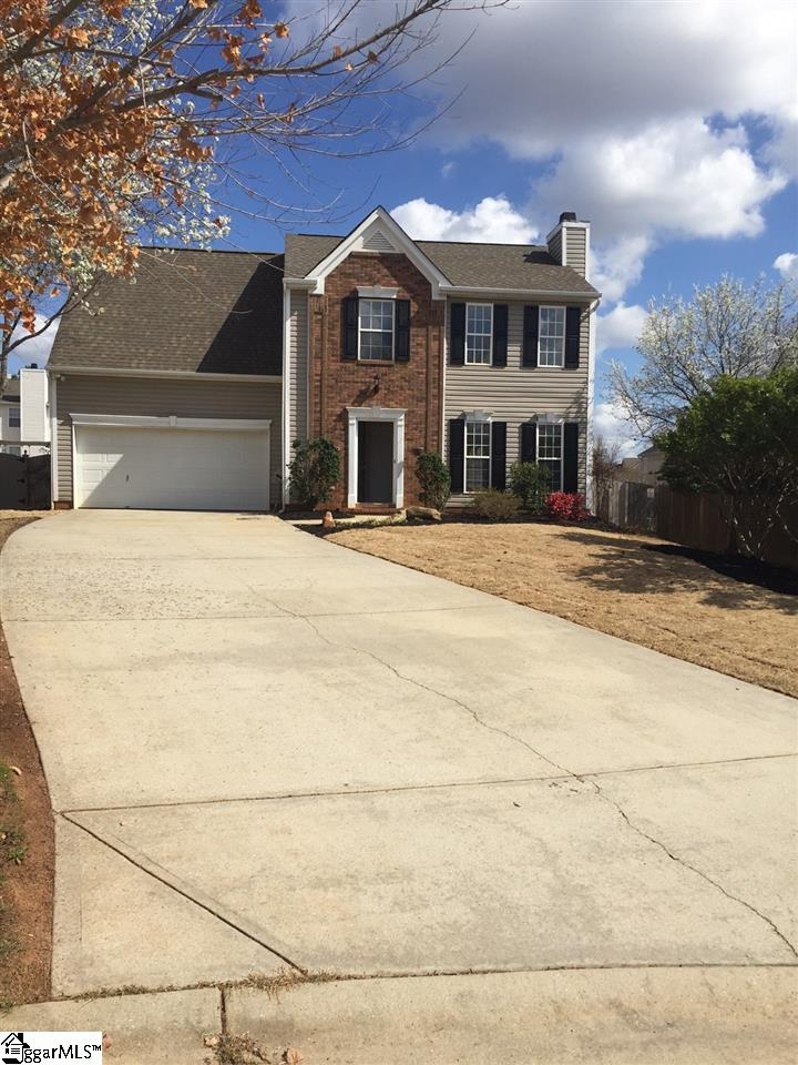 4 Wheat Cressing Court, Greenville, SC 29607