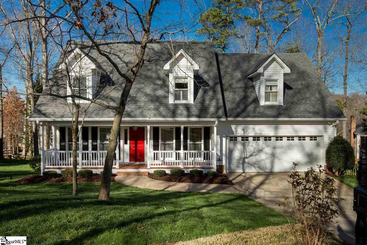 128 WOODWAY Drive, Greer, SC 29651