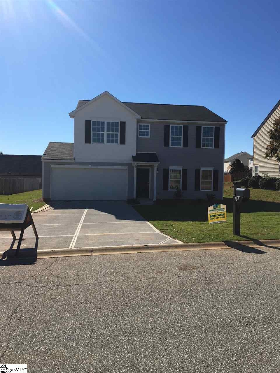 104 Pickerel Lane, Spartanburg, SC 29306