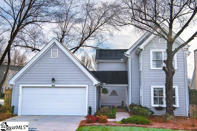 104 Forest Lake Drive, Simpsonville, SC 29861