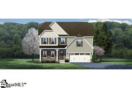 309 Front Porch Drive, Fountain Inn, SC 29644