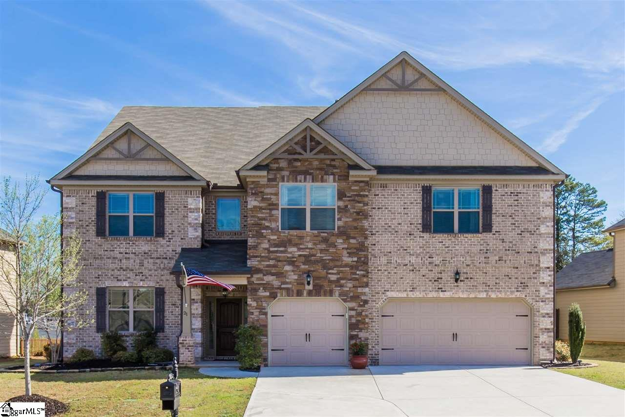 21 Lazy Willow Drive, Simpsonville, SC 29680