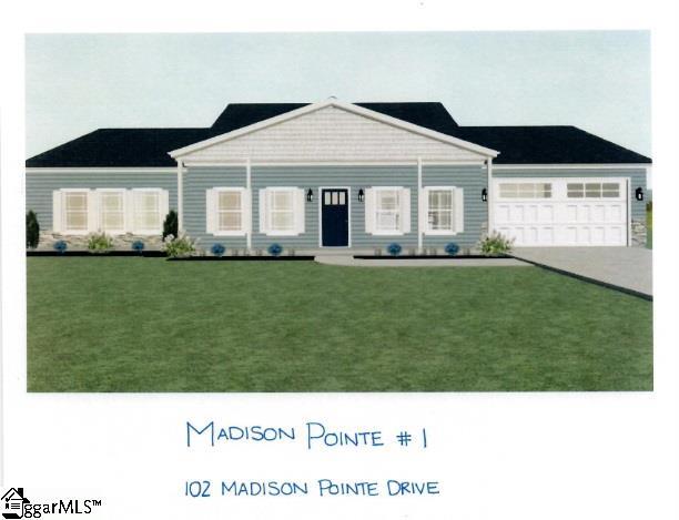 102 Madison Pointe Drive, Seneca, SC 29678