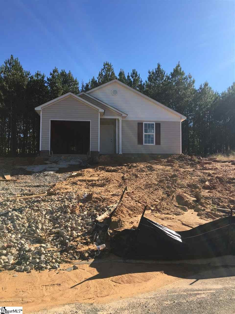 114 Vista Hill Drive, Spartanburg, SC 29302