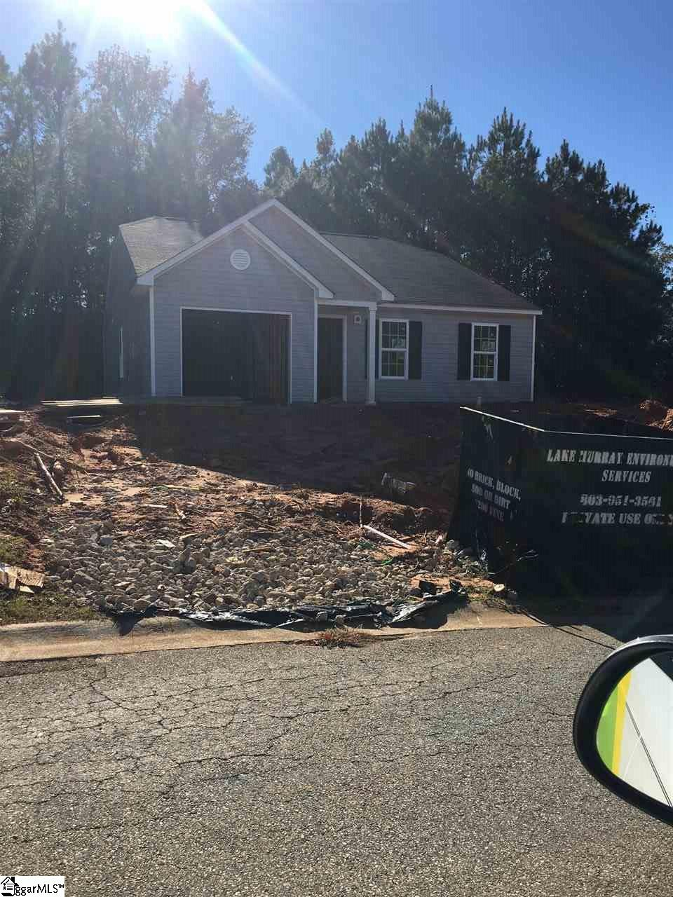 106 Vista Hill Drive, Spartanburg, SC 29302