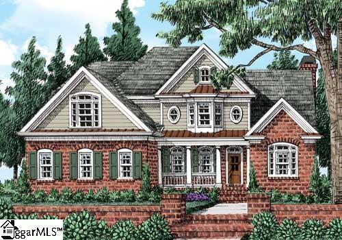 142 jericho williamston sc 29697 mls 1341709 for Custom home builders anderson sc