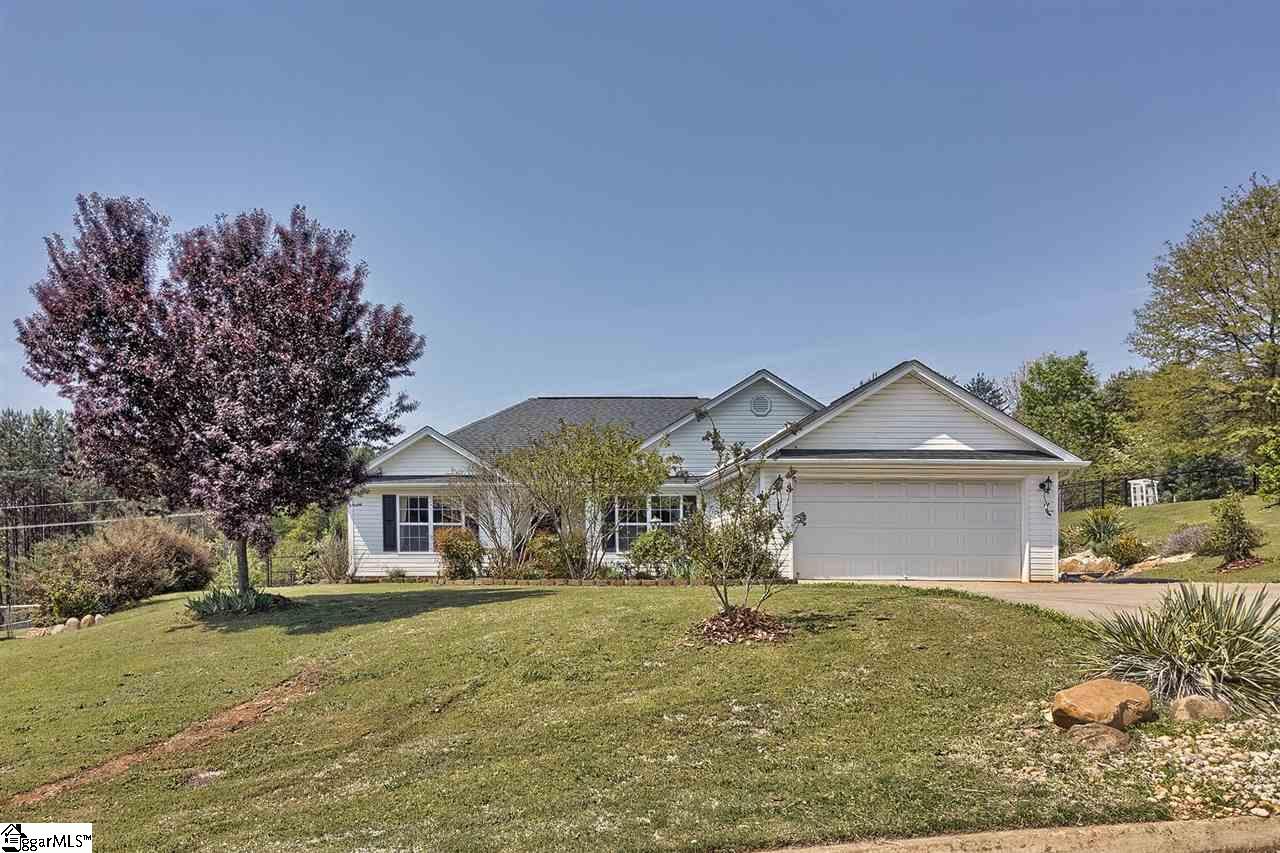 116 Spring Estates Drive, Liberty, SC 29657