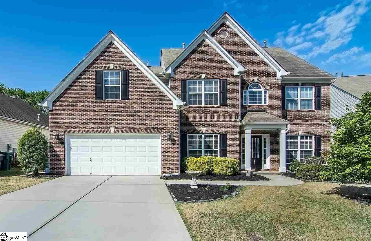 19 Heritage Point Drive, Simpsonville, SC 29681