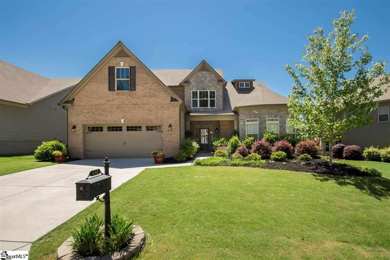 331 ABBY Circle- Greenville- South Carolina 29607,5 Bedrooms Bedrooms,4 BathroomsBathrooms,Single Family (Detached),ABBY,1343078