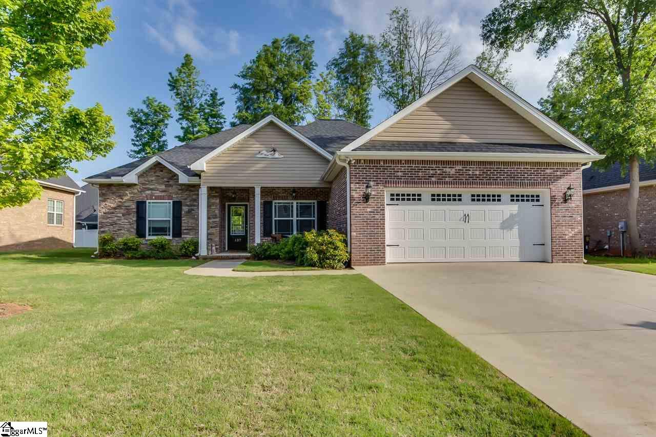 137 Prescott Drive- Anderson- South Carolina 29621,3 Bedrooms Bedrooms,2 BathroomsBathrooms,Single Family (Detached),Prescott,1343099