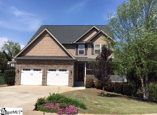 407 Chestnut Woods Court, Greer, SC 29651