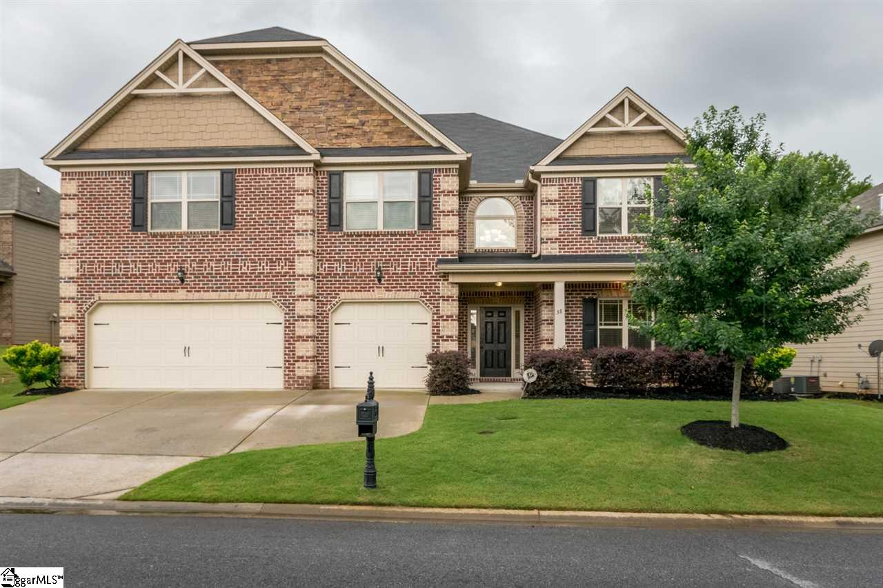 38 Lazy Willow Drive, Simpsonville, SC 29680