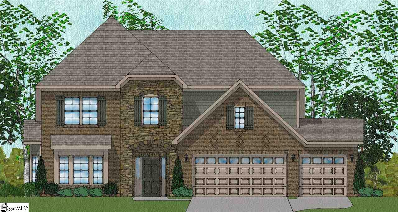 Blue Peak Court, Greer, SC 29650
