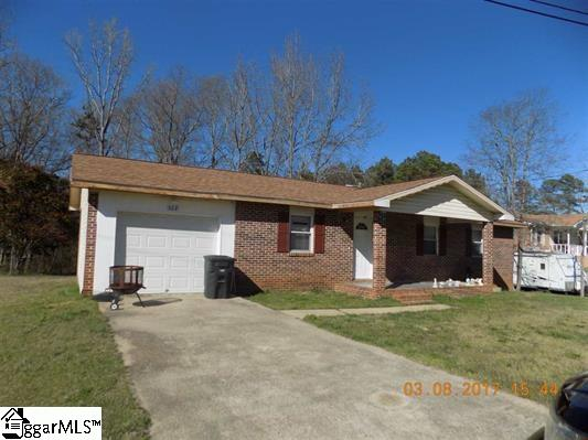 322 Tribble Street, Honea Path, SC 29654