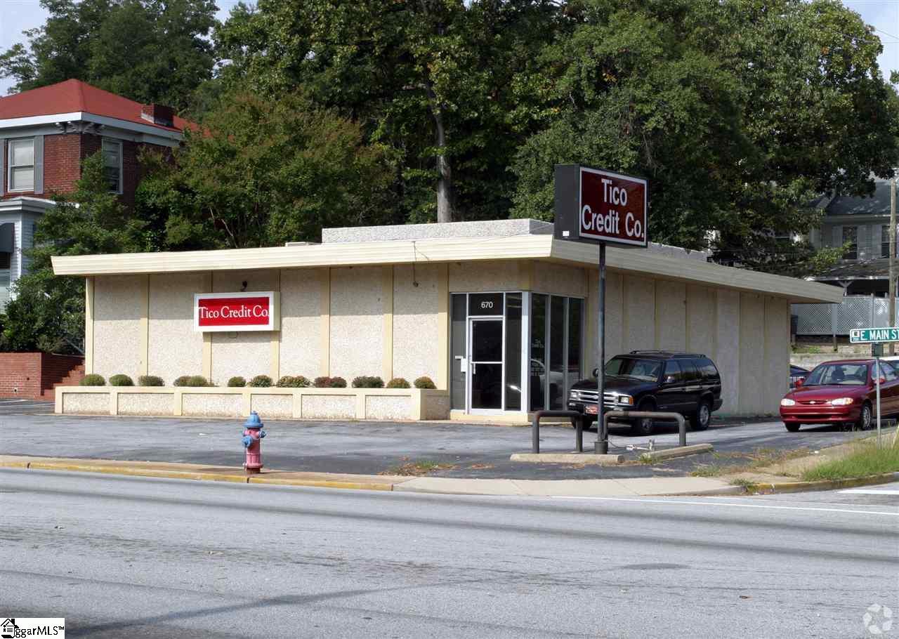 670 E Main, Spartanburg, SC 29302