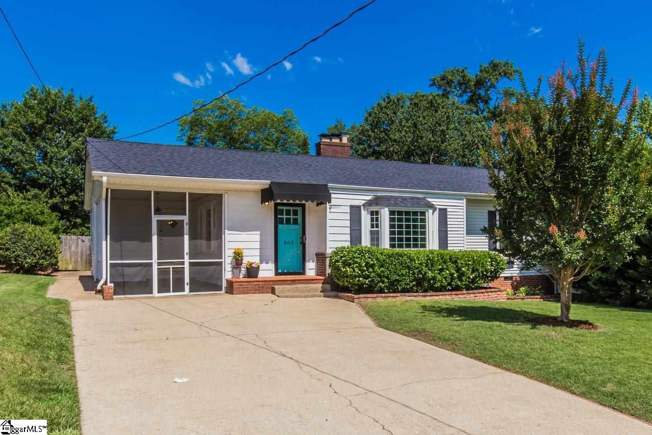 303 Pine, Greer, SC 29650