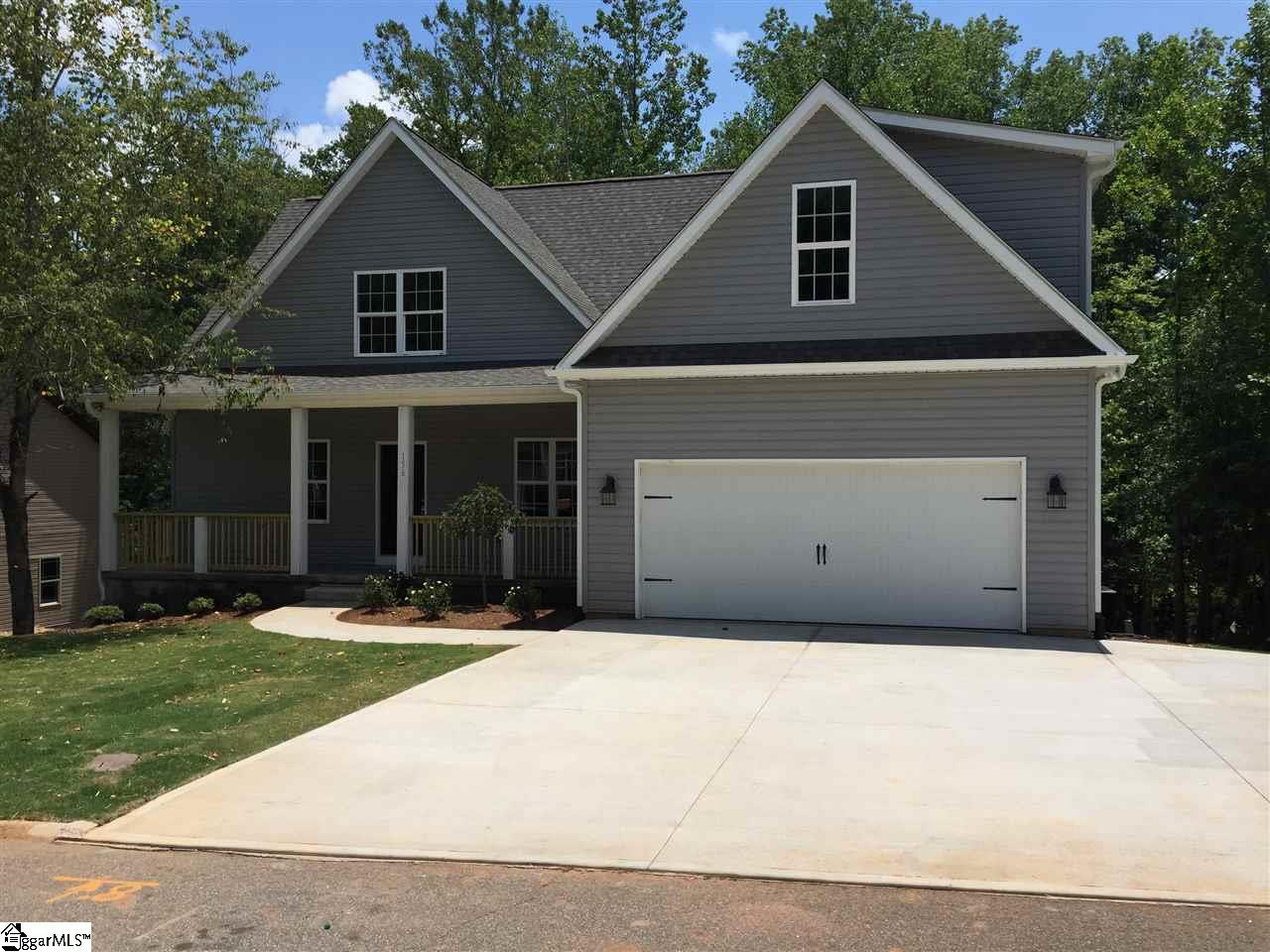 156 Fox Run, Greer, SC 29651