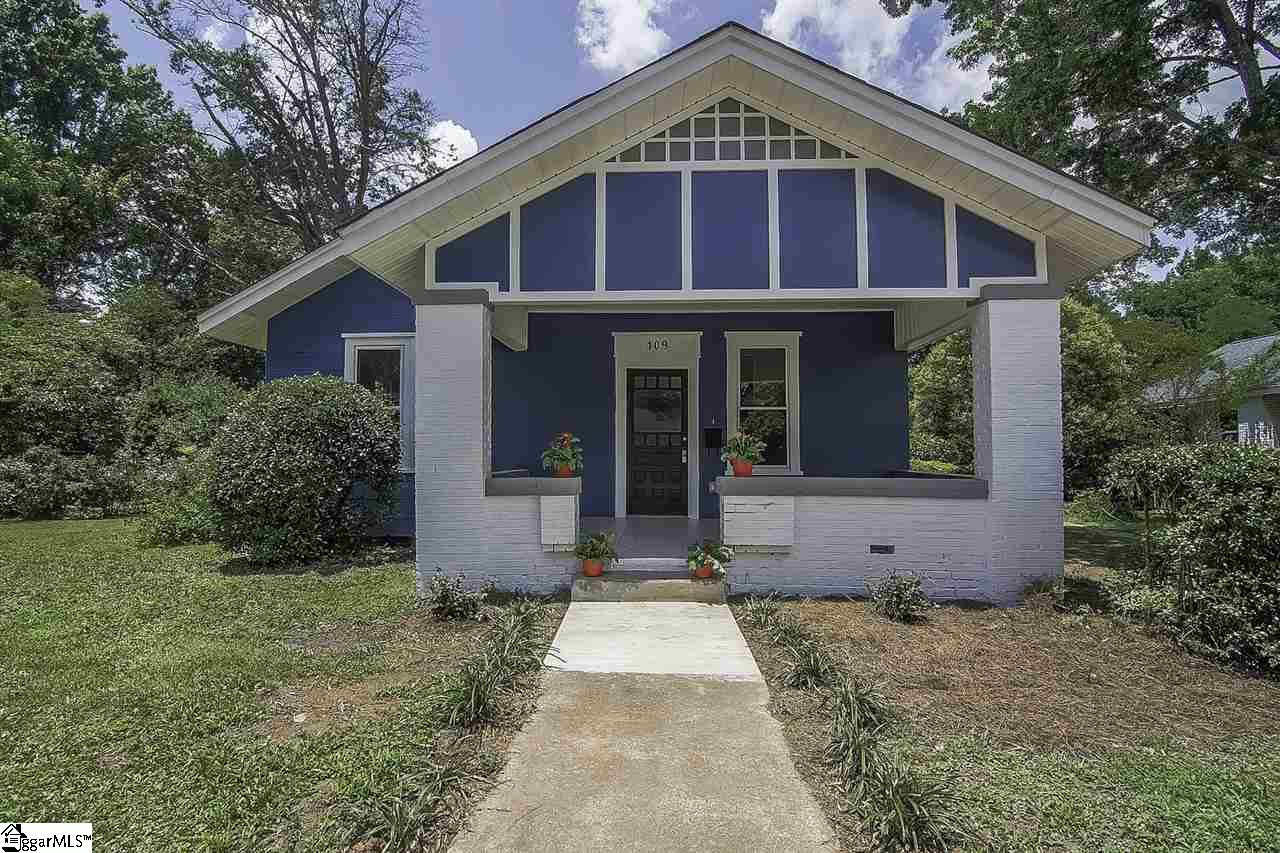 109 Perry, Greenville, SC 29609
