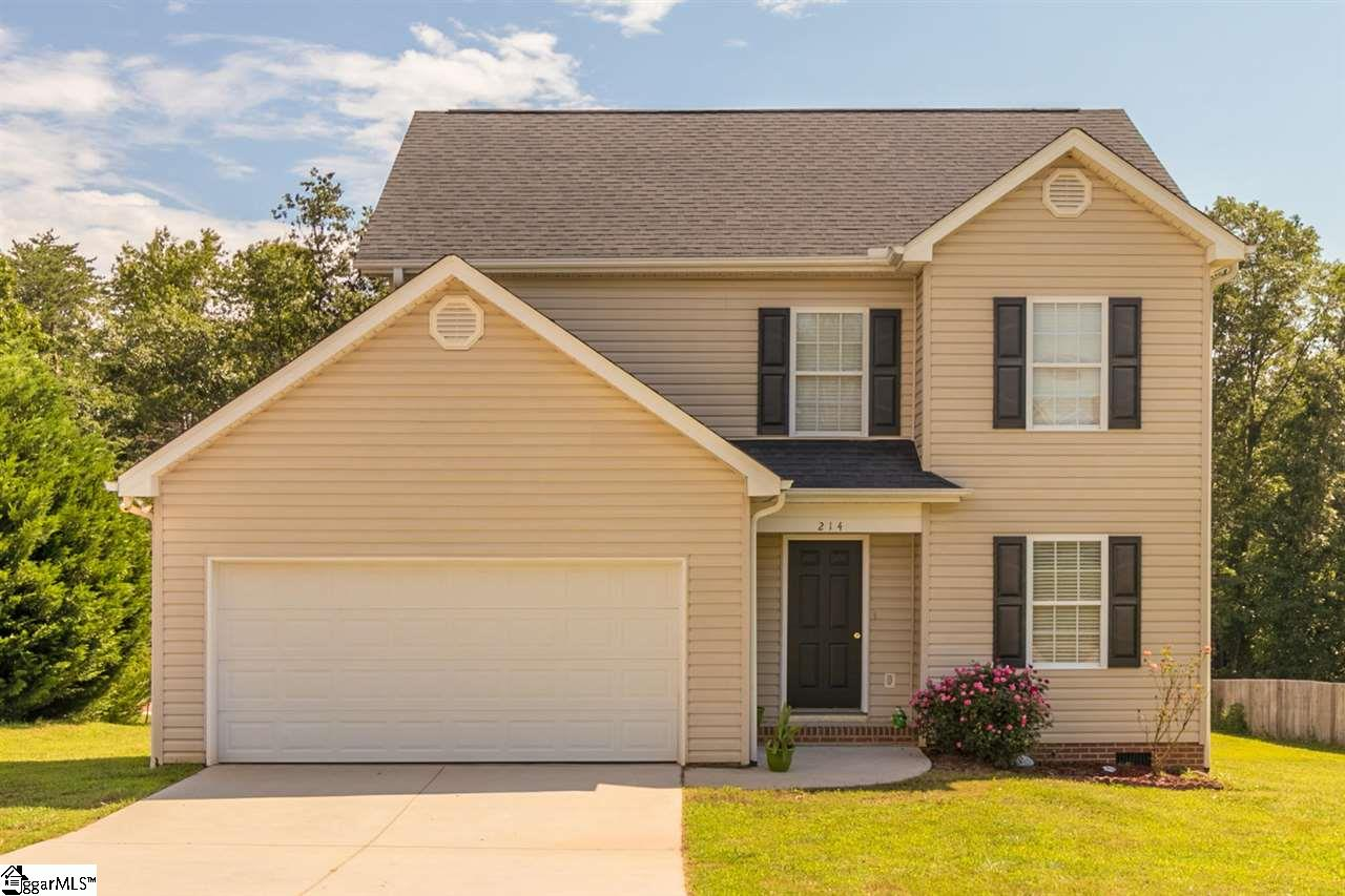 214 Brook, Liberty, SC 29657