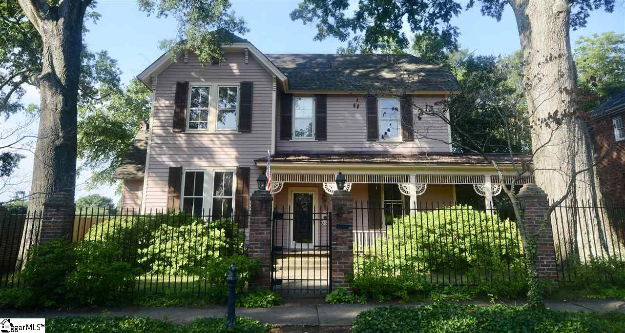 231 Hampton, Greenville, SC 29601