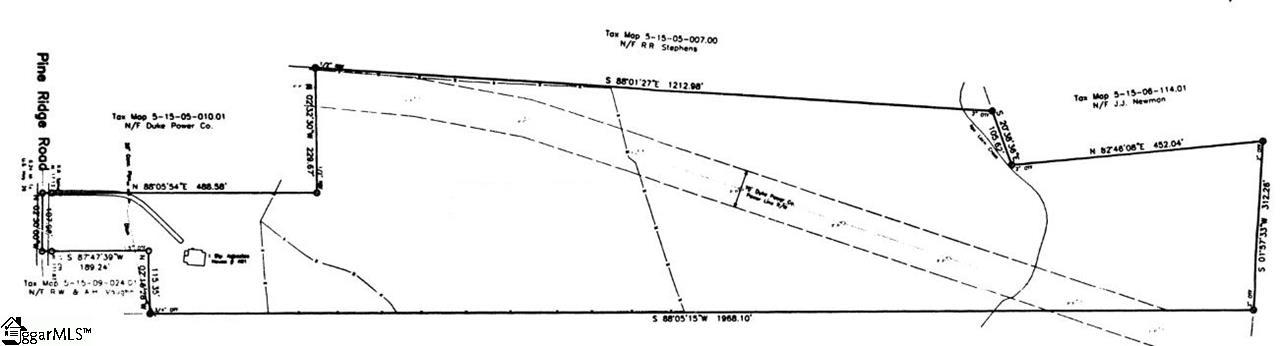 Pine Ridge, Duncan, SC 29334