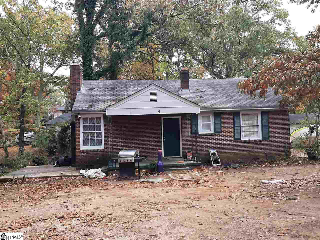 4 Hillside, Greenville, SC 29605